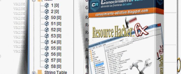 Resource Hacker 4.2.5 pour Windows