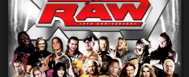 Jeu – WWE RAW – Total Edition
