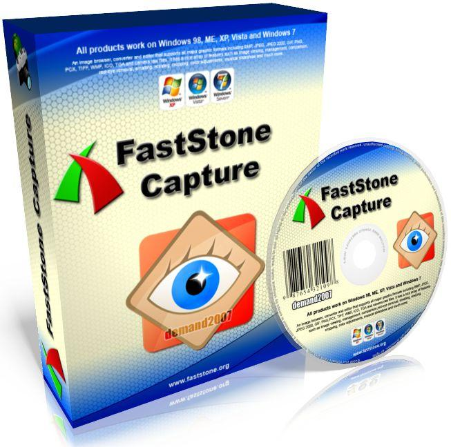 FASTSTONE CAPTURE 5.3 TÉLÉCHARGER
