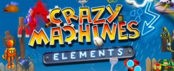 Jeu Pc Crazy Machines Elements
