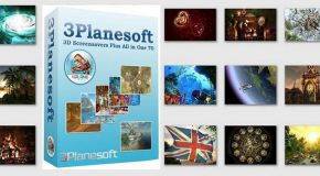 3Planesoft 3D Screensavers All in One 88