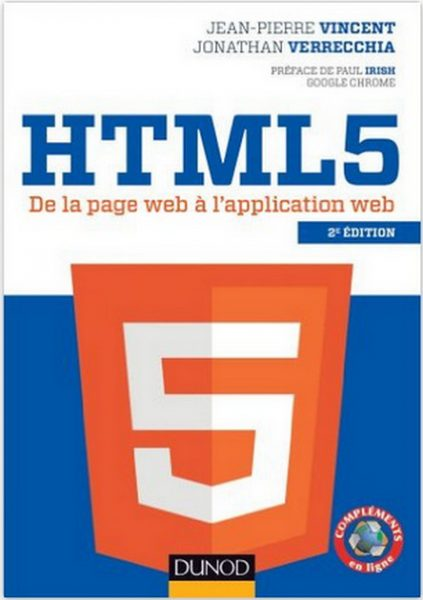 HTML5 – De la page web à l'application web