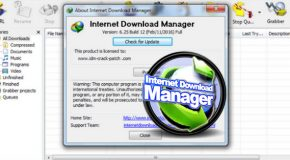 Internet Download Manager 6.25 Build 15