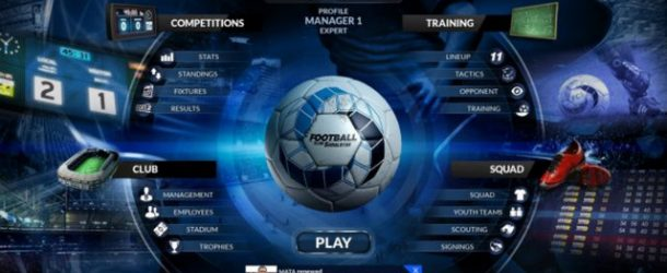 Jeu Pc Football Club Simulator