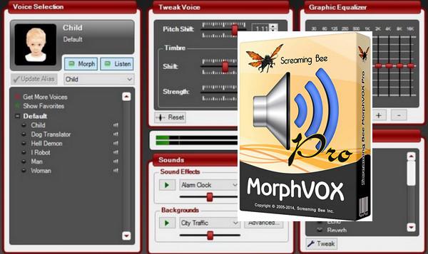 Morphvox pro voice changer torrent
