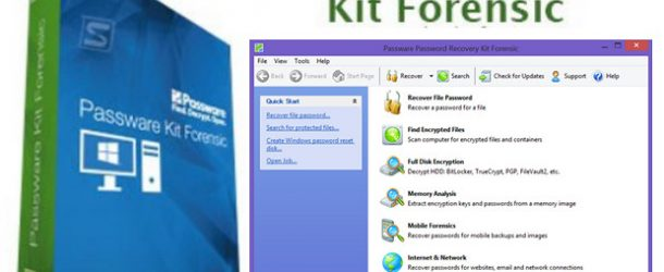 Passware Kit Forensic 13.5.8557 (x32/x64)