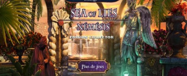 Sea of Lies : Némésis Edition Collector