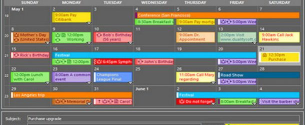 Calendarscope 8.0.1 + Portable