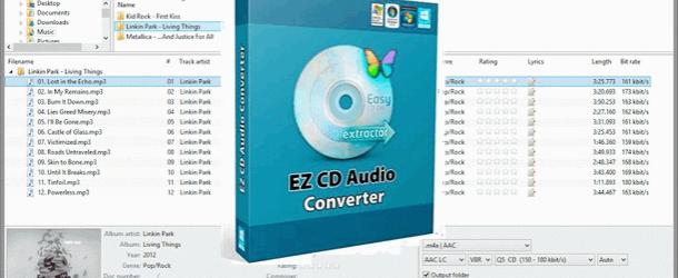 EZ CD Audio Converter Ultimate 4.0.9.1