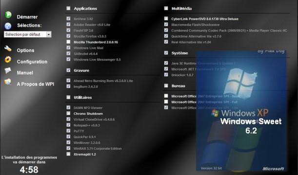 ROCKETDOCK XP WINDOWS TÉLÉCHARGER SWEET POUR