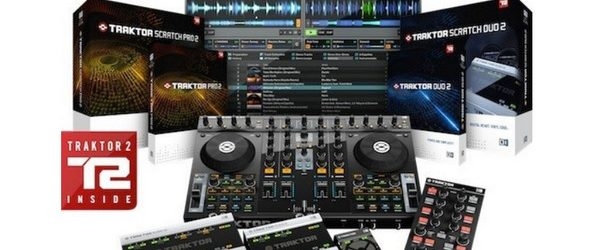 Native Instrument Traktor Scratch Pro 2 v2.10