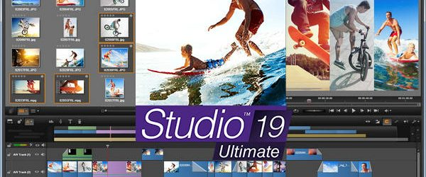 Pinnacle Studio Ultimate 19.0.1 x86 + Pr Pack