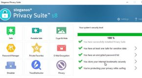 Steganos Privacy Suite v18.0.0.12007