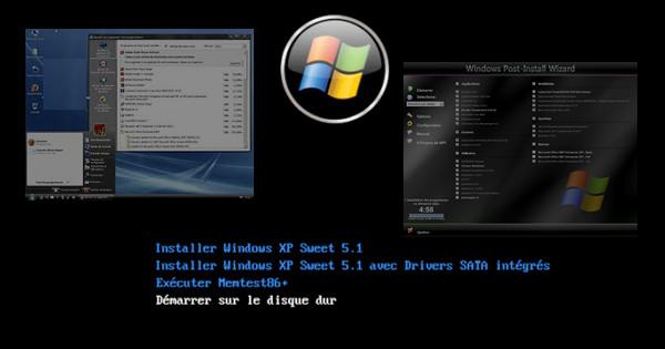 JOUR XP GRATUIT A SWEET 5.1 TÉLÉCHARGER WINDOWS MISE