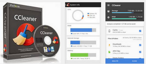 CCleaner Pro Android v1.16.62