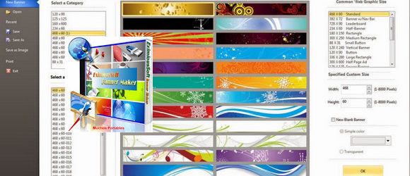 EximiousSoft Banner Maker 5.43 + Portable