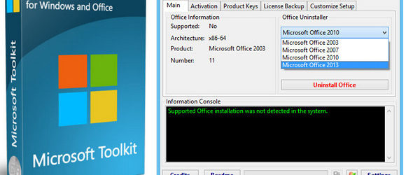 microsoft toolkit windows 10 office 2010