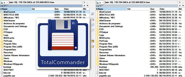 Total Commander v9.0 RC2 FR + Portable