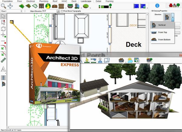architect 3d express