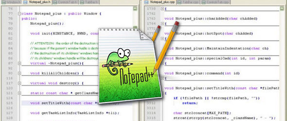 Notepad++ 7.2 Installation et portable