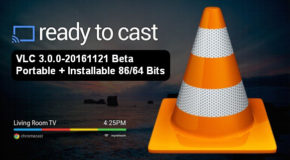 VLC 3.0.0-20161121 Beta Portable + Installable