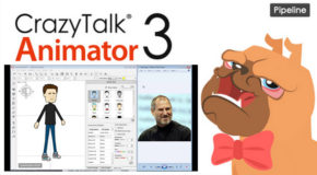 CrazyTalk Animator 3.01.1116.1 Pipeline