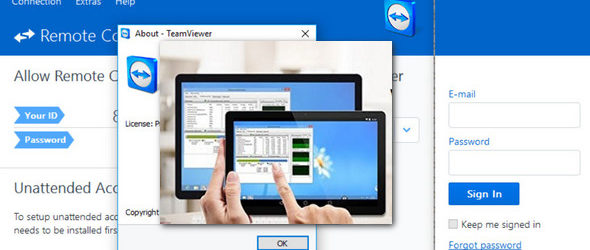 TeamViewer Corporate v12.0.71503 + Portable
