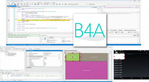 Anywhere Software B4A (Basic4Android) v6.3.0
