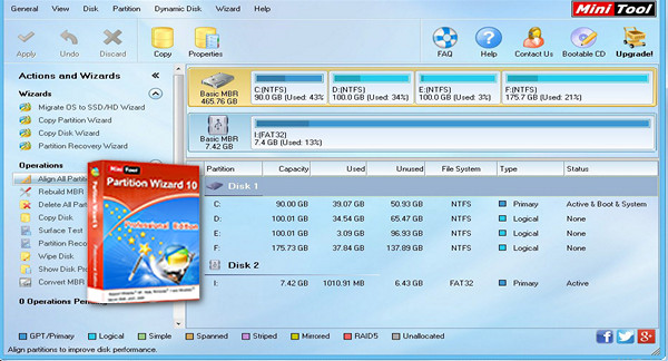 partition wizard 10 crack