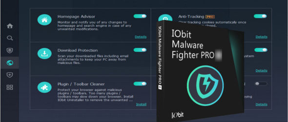 IObit Malware Fighter Pro 8.0.2.595