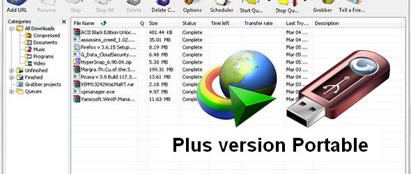 Internet Download Manager 6.28 Build 1 + Portable