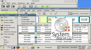 SystemRescueCd 8.02