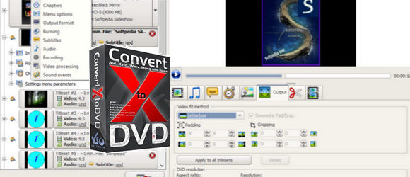 VSO ConvertXtoDVD 7.0.0.26 Beta + Portable