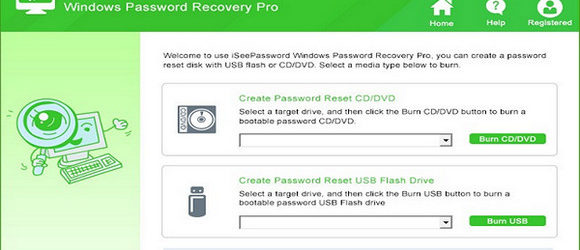 iSeePassword Windows Recovery Pro 2.6.2 + Portable