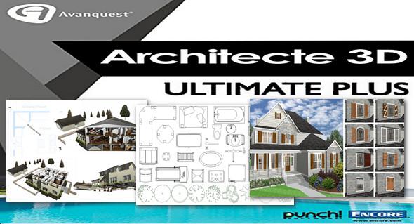 Architecte 3d Ultimate Plus 2017 V19 Trucnet