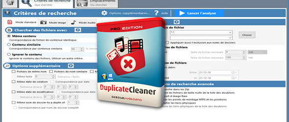 Duplicate Cleaner Pro 4.0.5 + Portable