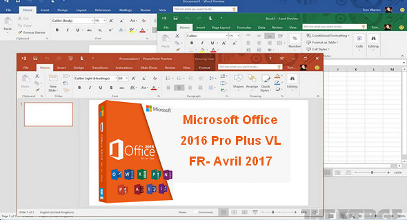 OFFICE 2016 PRO FRENCH .ISO OUTIL DACTIVATION GRATUIT