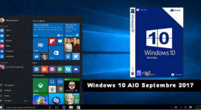 Windows 10 AIO 1703 X64 – Septembre 2017