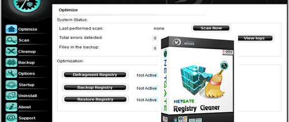 NETGATE Registry Cleaner 17.0.760 2018