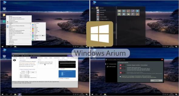 windows arium 7 64 bits