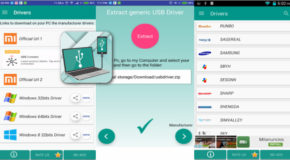 USB Driver pour Android Devices v10.1
