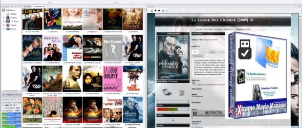 eXtreme Movie Manager 9.0.1.2 Portable