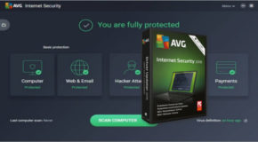 AVG Internet Security 18.3.3860