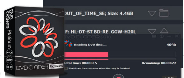DVD Cloner 2019 Platinum 16.40 Build 1448