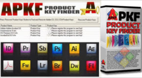 APKF Adobe Product Key Finder 2.5.6.0 + Portable
