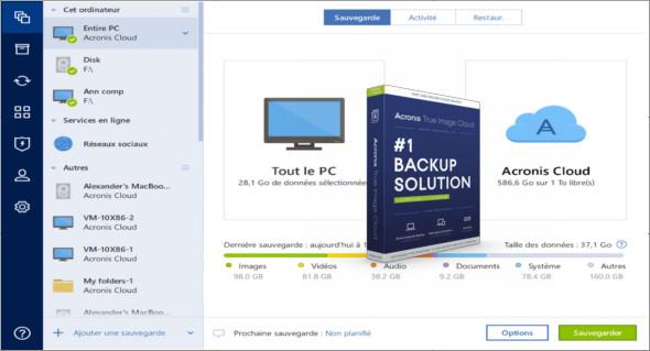 Acronis True Image 2019 Build 13660 Windows Trucnet