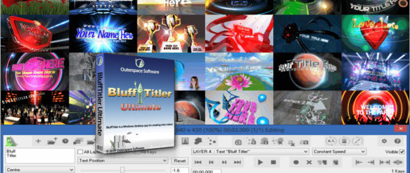 BluffTitler Ultimate 14.7.0.1 + Portable