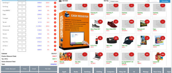 Cash Register Pro 2.0.4.1