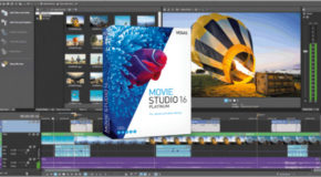 MAGIX VEGAS Movie Studio Platinum 16.0.0.175