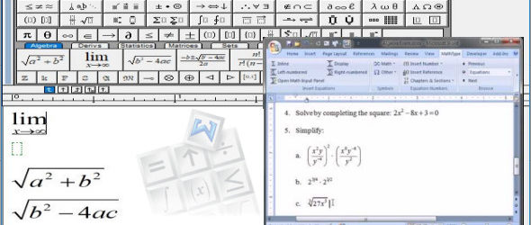 MathType 7.4.8.0 + Portable
